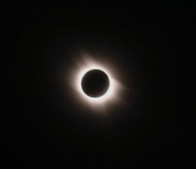 Totality in Turkey 2006